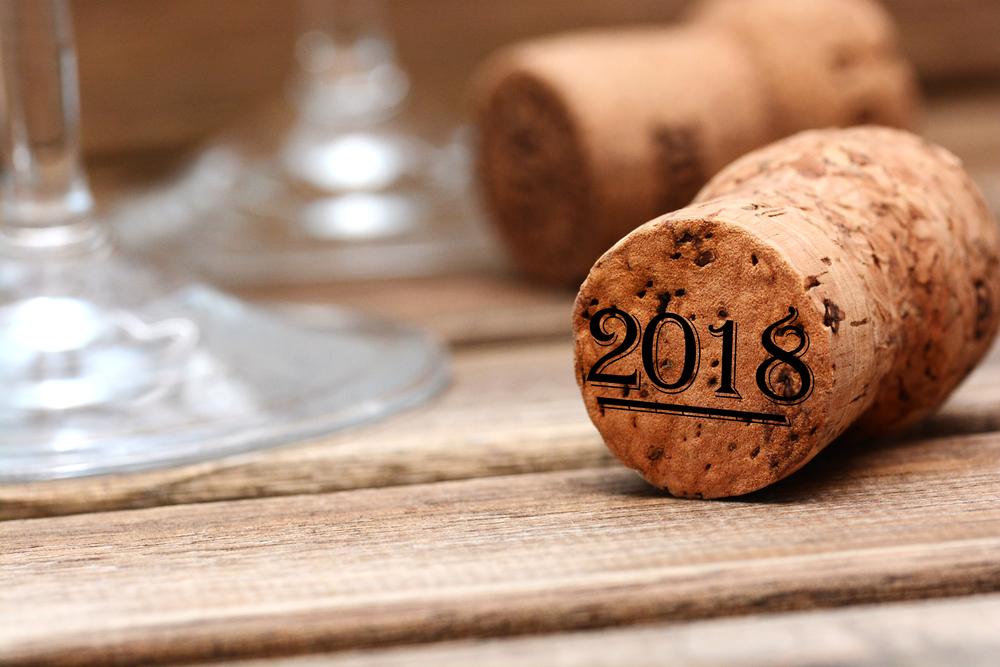 3 vini per vivere alla grande il 2018