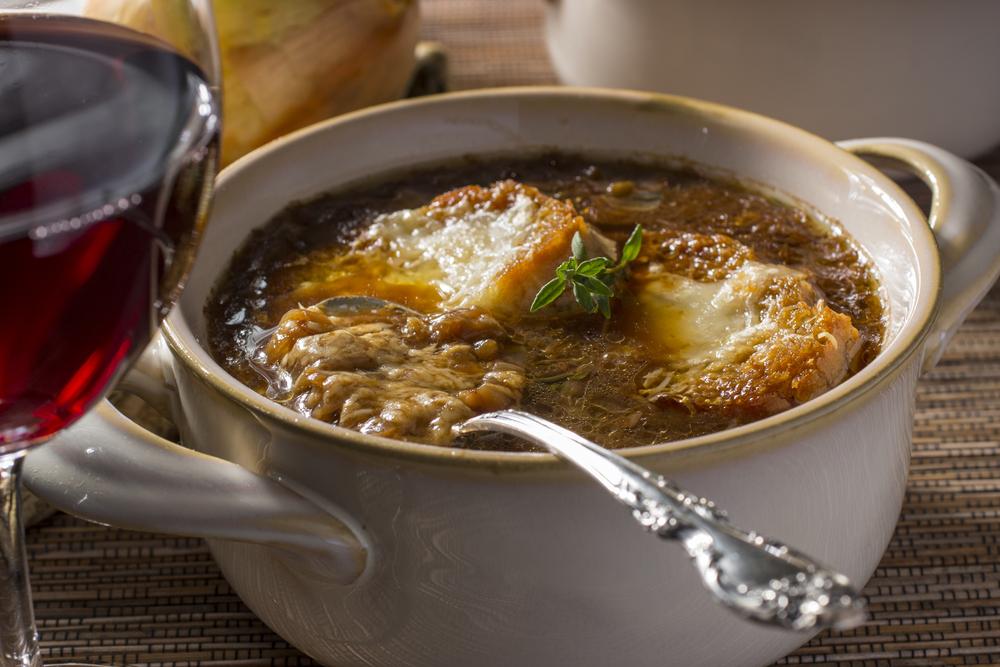 Zuppa e vino: gli abbinamenti migliori