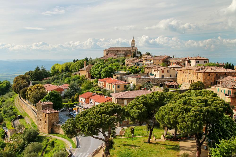 Montalcino Tuscany, The Land of Wine