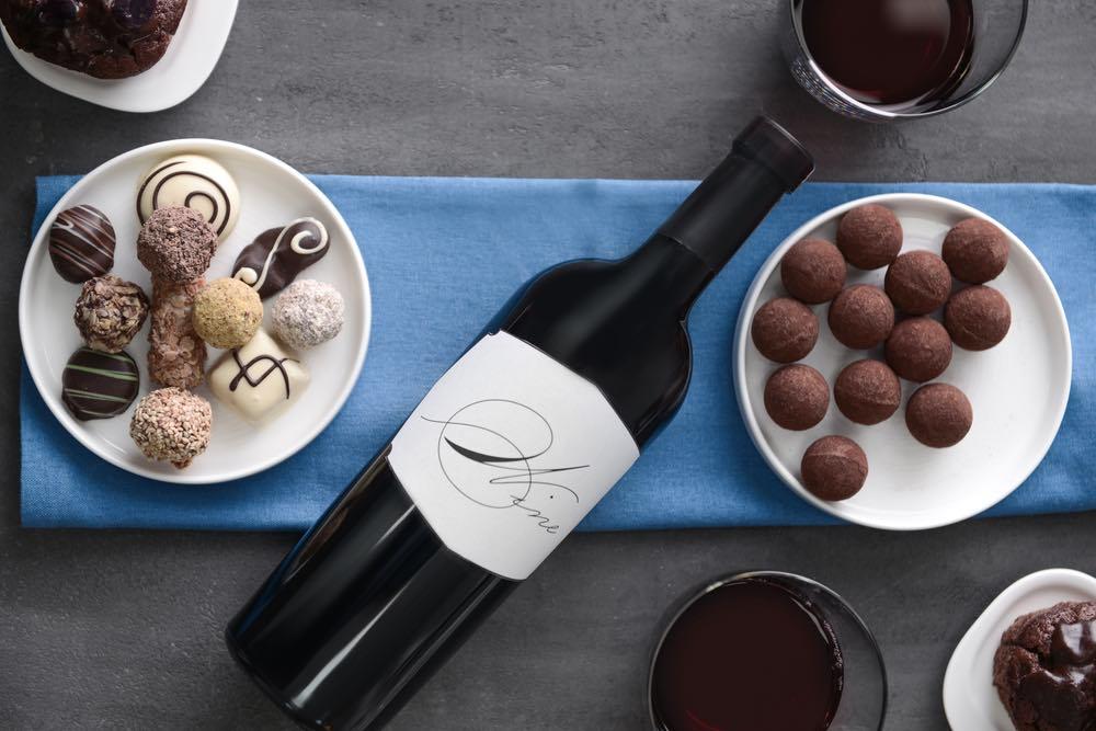Cioccolato e vino: un matrimonio sorprendente