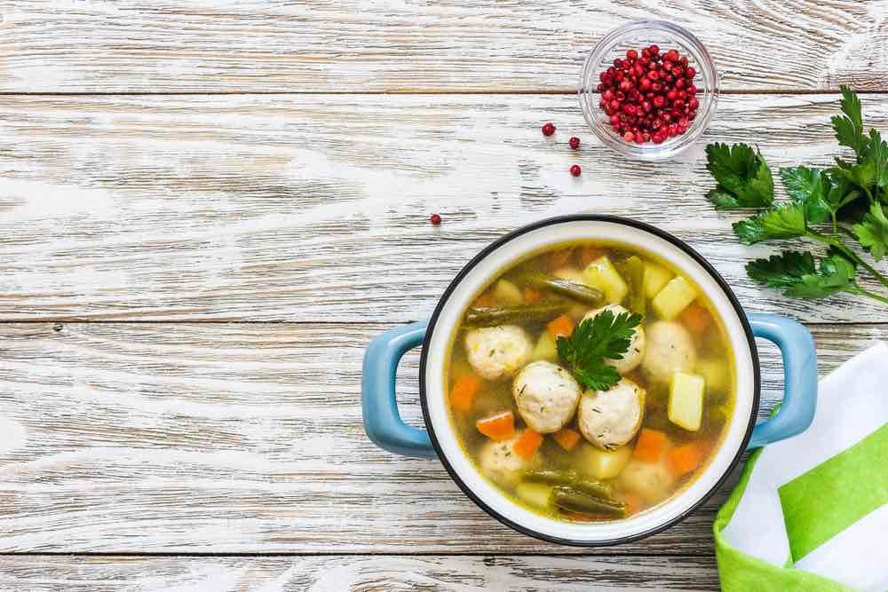 Minestra maritata: un piatto caldo per le serate d'inverno