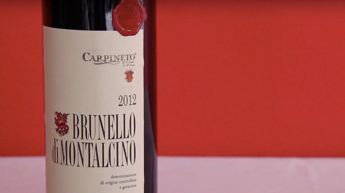 Wine Tasting - Brunello di Montalcino D.O.C.G.