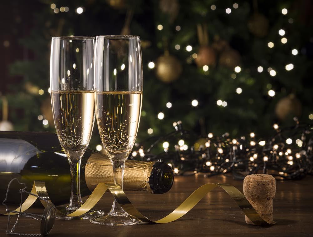 Perché la notte di Capodanno si beve spumante?