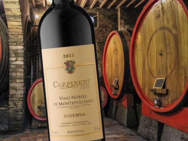 Regala il Vino Nobile di Montepulciano Riserva 2013 a Natale!