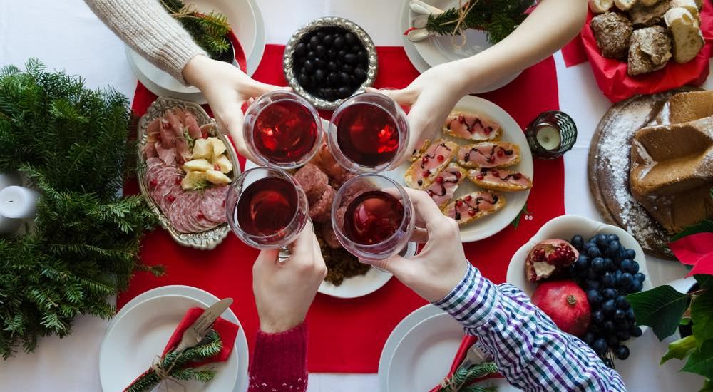 Specialità regionali italiane per il Natale