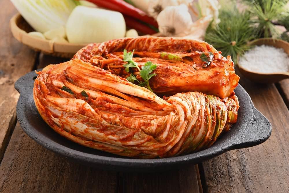 Come fare il kimchi coreano in casa