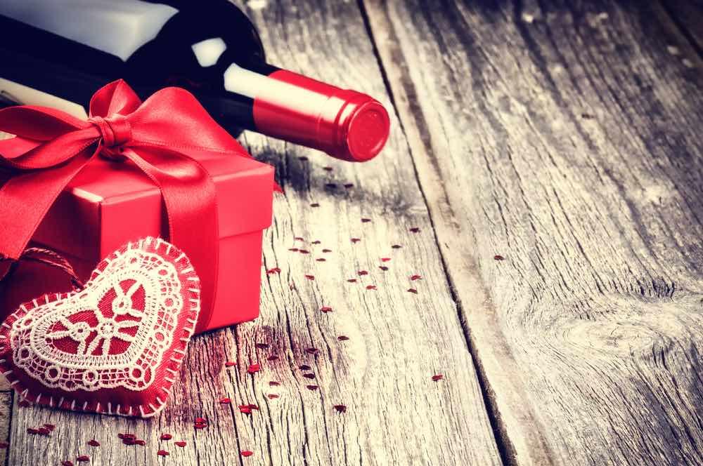 5 vini per una magica serata di San Valentino