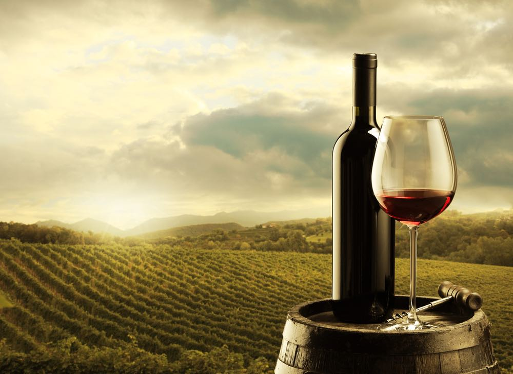 Cabernet Sauvignon & Merlot: discover French Grapes in Italy
