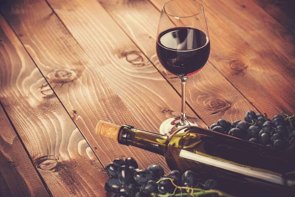 Cos'è lo sbuffo alcolico nel vino