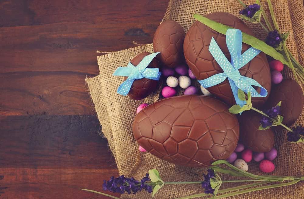 Impossible Pairings: Chocolate Easter Eggs & Wine