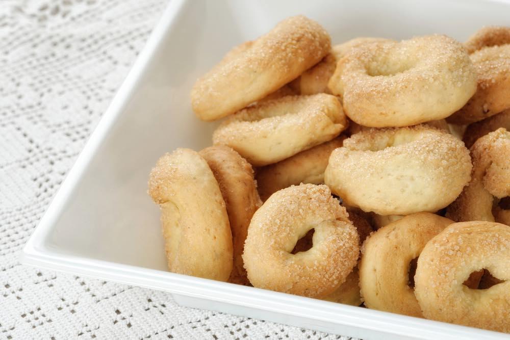 Italian Wine Cookies Recipe