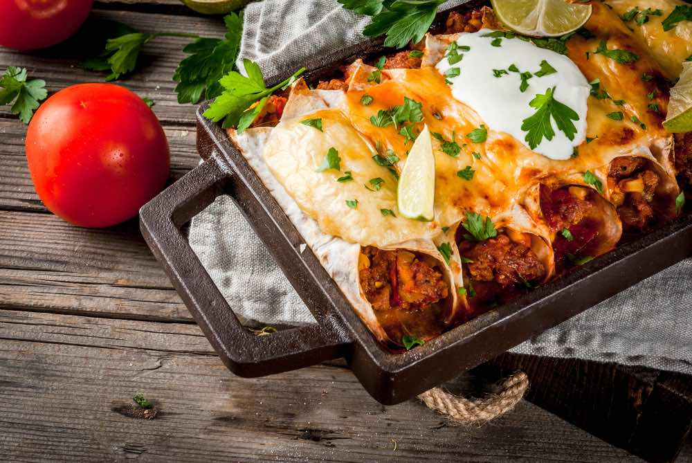 5 Authentic Mexican Dishes & Their Wine Pairings
