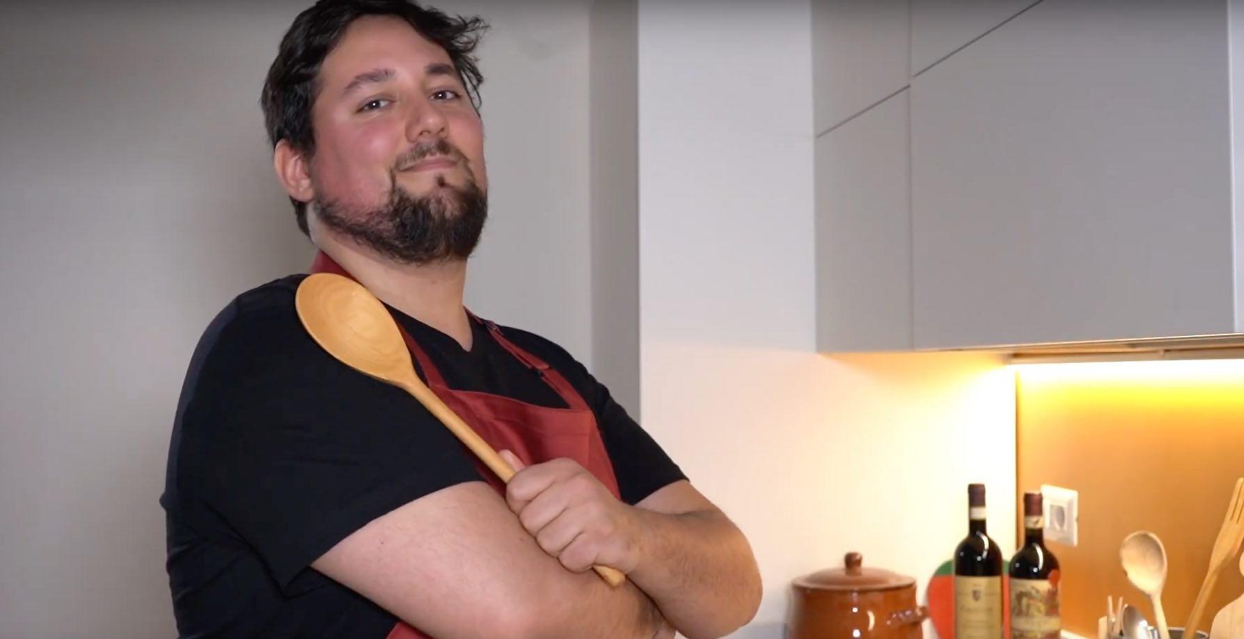 Cucino io! - Ep.1 - Pappa col pomodoro & Chianti Classico