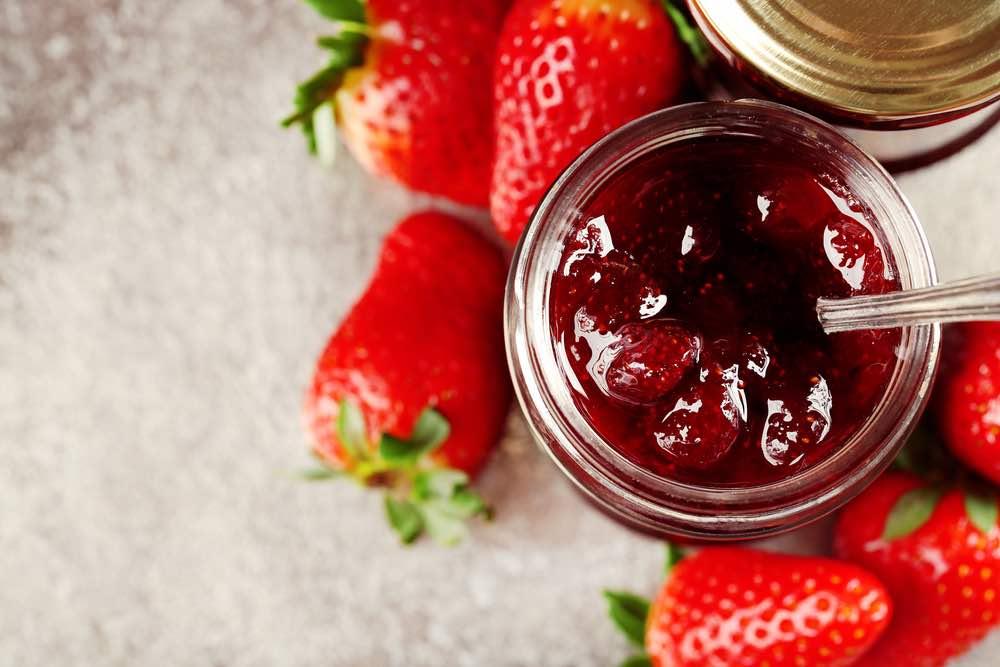 Wine Jam Recipe: Preserving the Seasons in a Jar