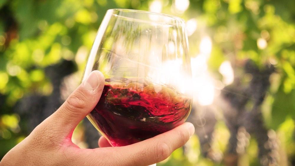Come proteggere il vino rosso dal caldo