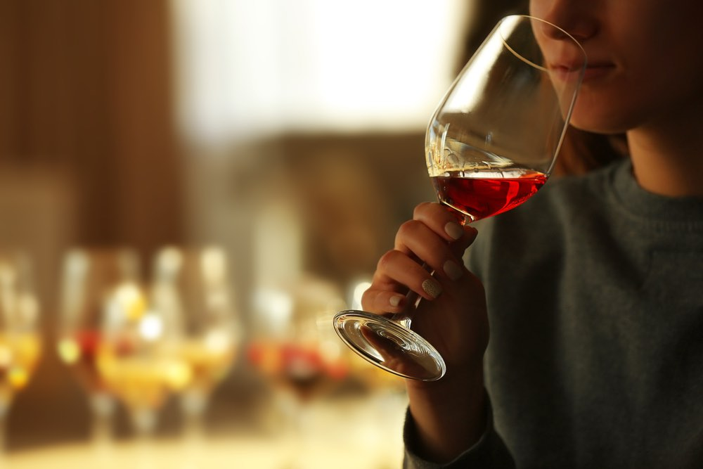 """Why """"Wine Tasting"""" Should Be Called """"Wine Smellings"""""""