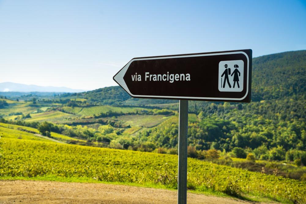 La via Francigena: un itinerario tra storia, religione e vino