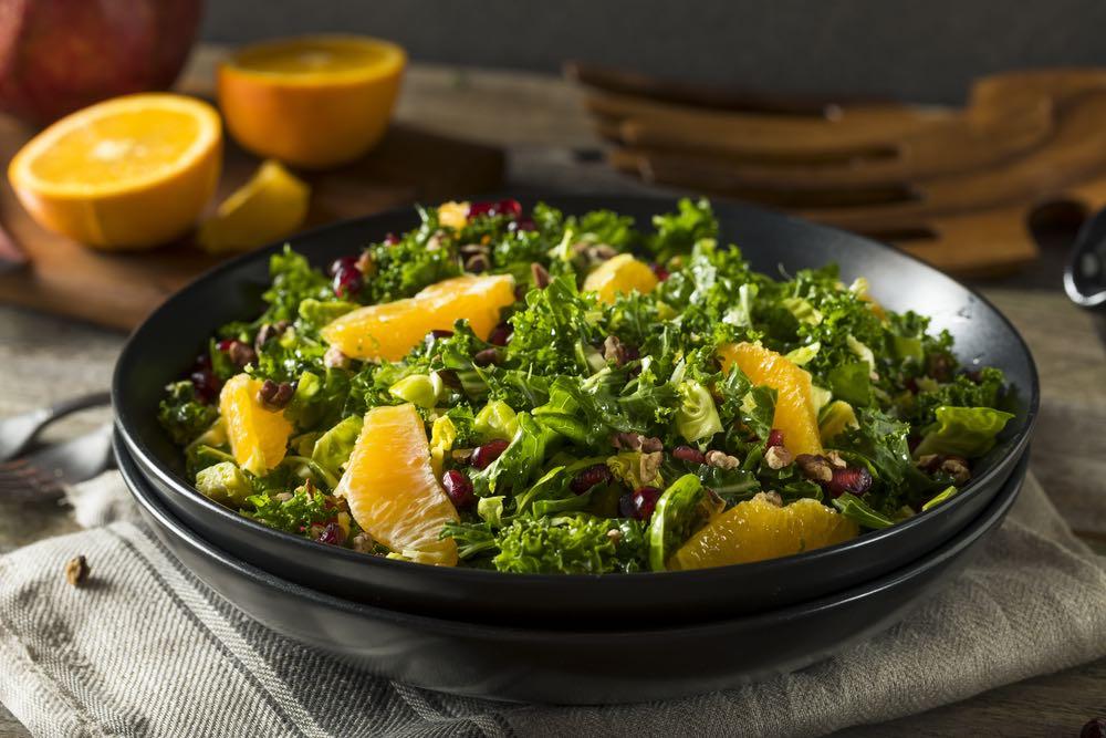 La ricetta dell'insalata invernale