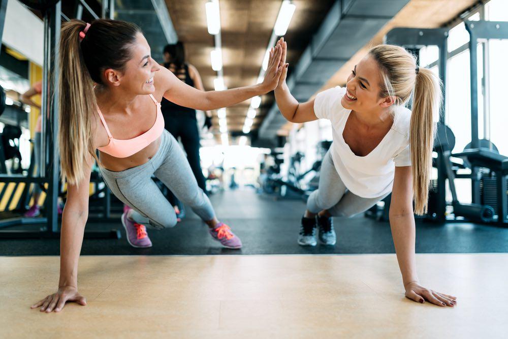 5 buoni motivi per allenarsi