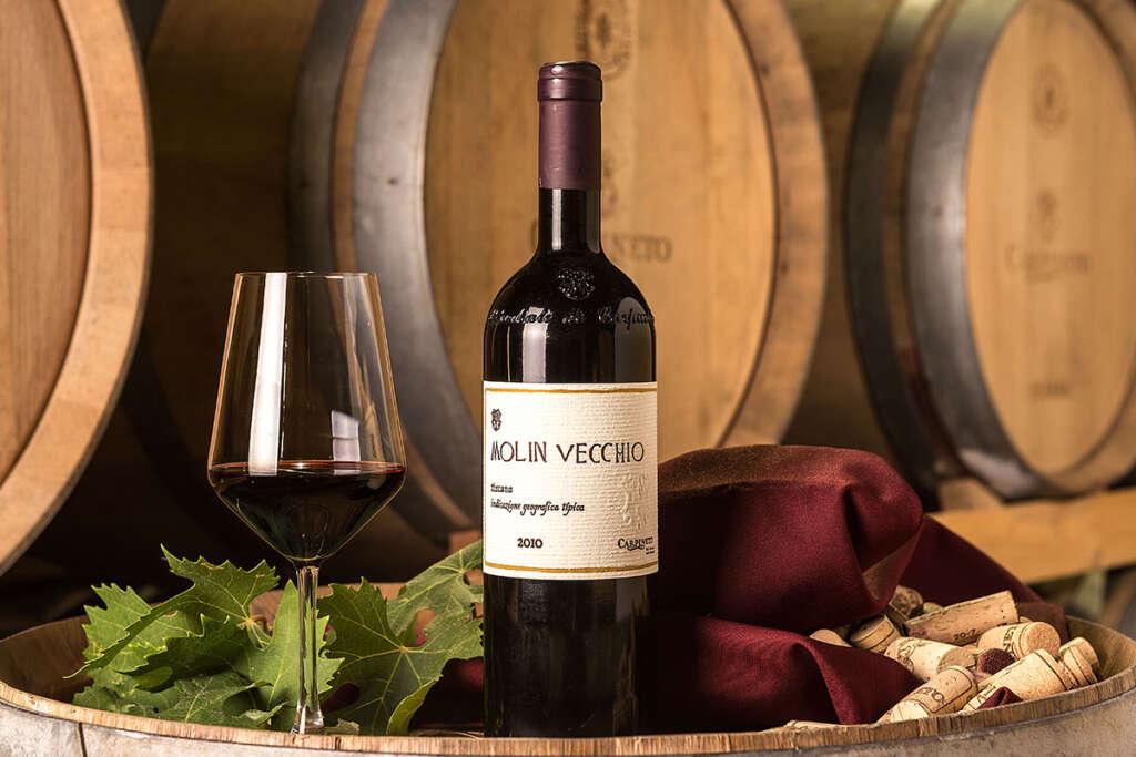 Riflessioni sul 2021 nel mondo del vino, degustando un grande Appodiato